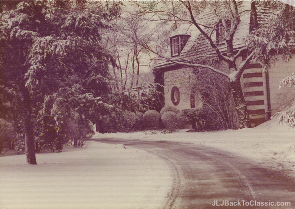 1928-Brandon-Smith-Tudor-Pgh-PA-Entrance-Winter-1972