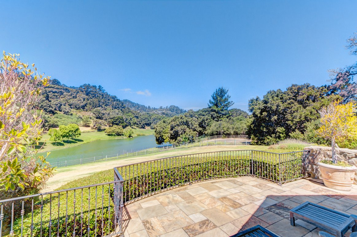 Classic-Carmel-CA-Bungalow-Patio-Lake-View
