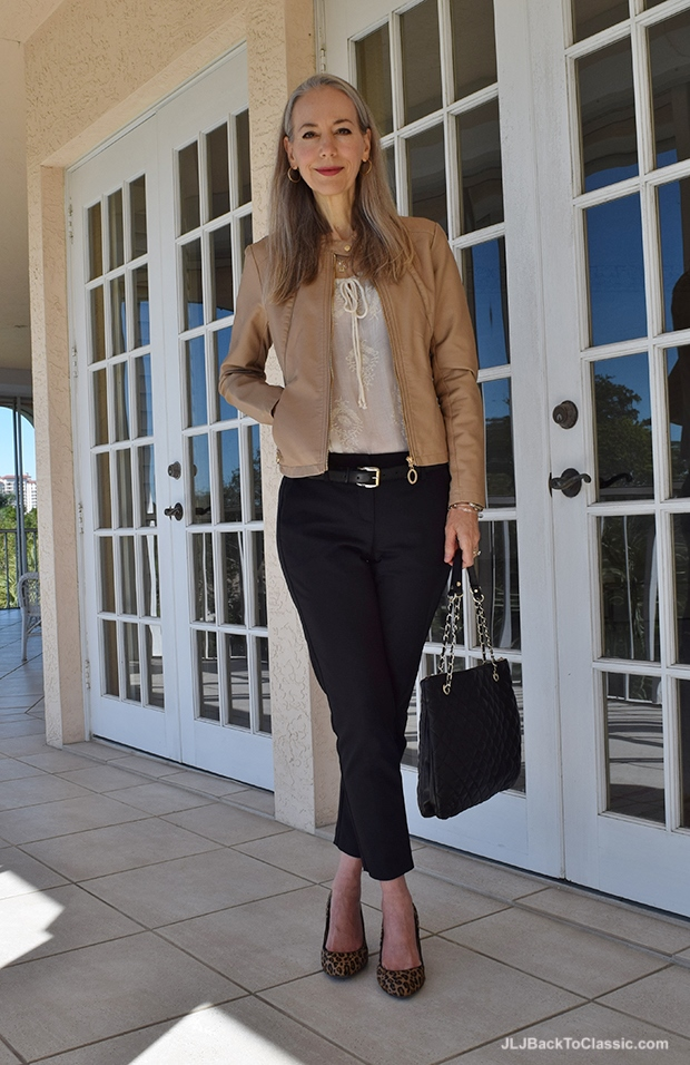 Banana-Republic-Blouse-And-Pumps-Michael-Kors-Wellesley-Ankle-Fit-Pants-