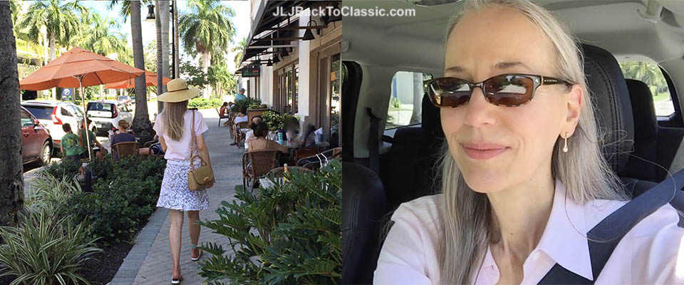 (Vlog Mini) Quick Lunch on Fifth Avenue South, Naples, Florida, and What I Wore