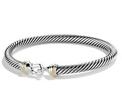 classic-fashion-over-50-david-yurman-buckle-bracelet