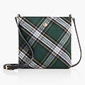 talbots-alpine-green-plaid-crossbody-bag