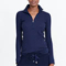 Classic-Fashion-Over-40-50-Lauren-Ralph-Lauren-Womens-Mock-Neck-Pullover-Navy