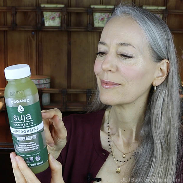 Classic-Beauty-And-Health-Over-50-Suja-Organic-Super-Greens-Drink