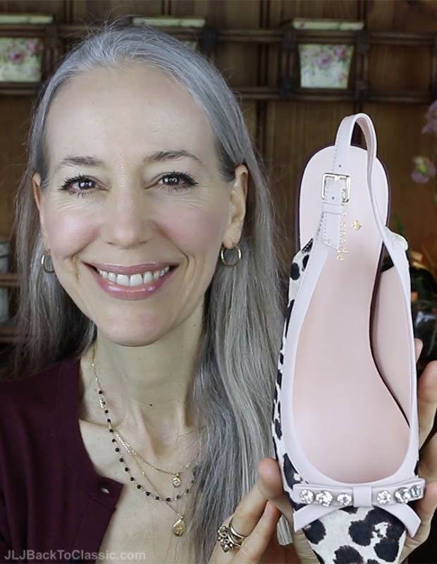Classic-Fashion-Over-40-50-Kate-Spade-Palina-Leopard-Print-Calf-Hair-VIdeo-Review