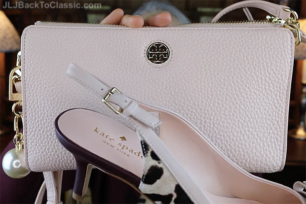 Classic-Fashion-Kate-Spade Leopard-Slingback-Tory-Burch-Pearl-Key-Fob-And-Robinson-Crossbody
