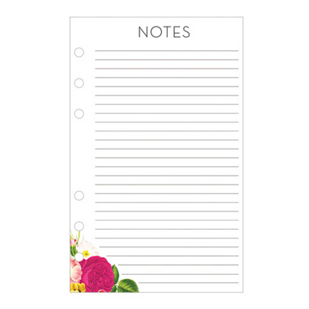 Franklin-Covey-Planner-Love-Botanicals-Lined-Notepad