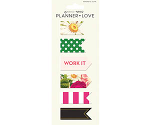Franklin-Covey-Planner-Love-Botanicals-Magnet-Clips