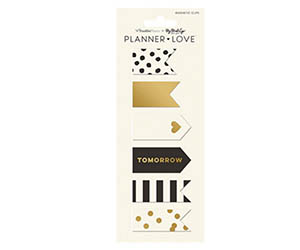 Franklin-Covey-Planner-Love-Gold-Magnet-Clips