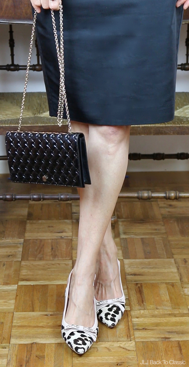 Classic-Fashion-Black-Patent-Fendi-Bag-Kate-Spade-Leopard-Slingback-Fendi-Shoulder-Bag