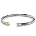 David-Yurman-Cable-Classics-Cuff-With-Gold-and-Diamonds