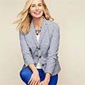 Talbots-Tailored-Gingham-Blazer