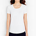 Talbots-White-Everyday-Tee