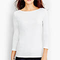 Classic-Fashion-Over-40-Talbots-Bateau-Neck-Tee