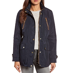 Michael-Michael-Kors-Faux-Leather-Trim-Anorak