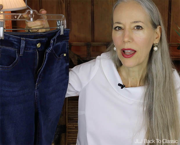 Classic-Fashion-Style-Over-40-50-Talbots-Jegging-Saratoga-Wash-Video-Review