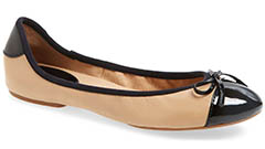 Classic-Fashion-Over-40-Michael-Michael-Kors-City-ballet-Flat-Toffee-Patent