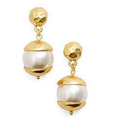 Karine-Sultan-Pearl-Drop-Earrings