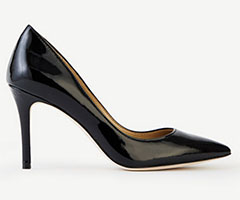 Ann-Taylor-Mila-Black-Patent-Leather-Pump