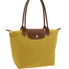 Longchamp-Le-Pliage-Small-Shoulder-Tote-CUrry