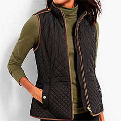 Talbots-Quilted-Barn-Vest