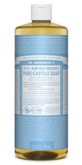 Dr-Bronner's-Organic-Pure-Castile-Liquid-Soap-Unscented