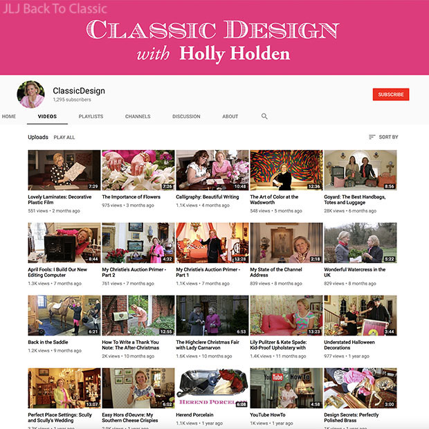 Classic-Design-Channel-Youtube-Review-by-JLJBackToClassic