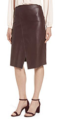 Emerson-Rose-Burgundy-Fudge-Leather-Skirt