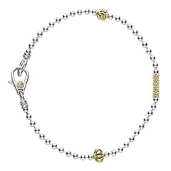 Lagos-Caviar-Icon-Single-Strand-Bracelet