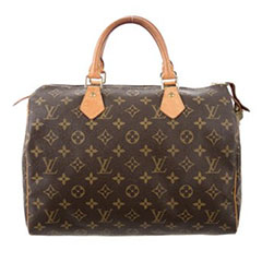 Louis-Vuitton-Monogram-Speedy-30-TheRealReal