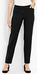 Talbots-Ankle-Pant-Black-Double-Cloth