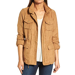 Vince-Camuto-Faux-Suede-Utility-Jacket-Camel