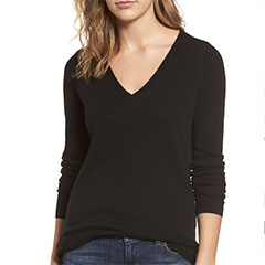 Halogen-Cashmere-V-Neck-Sweater-Black