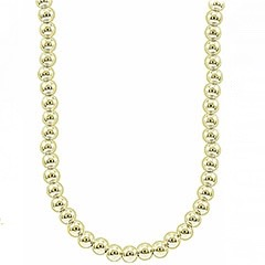 Lord-And-Taylor-Gold-18k-Goldplated-Bead-Necklace