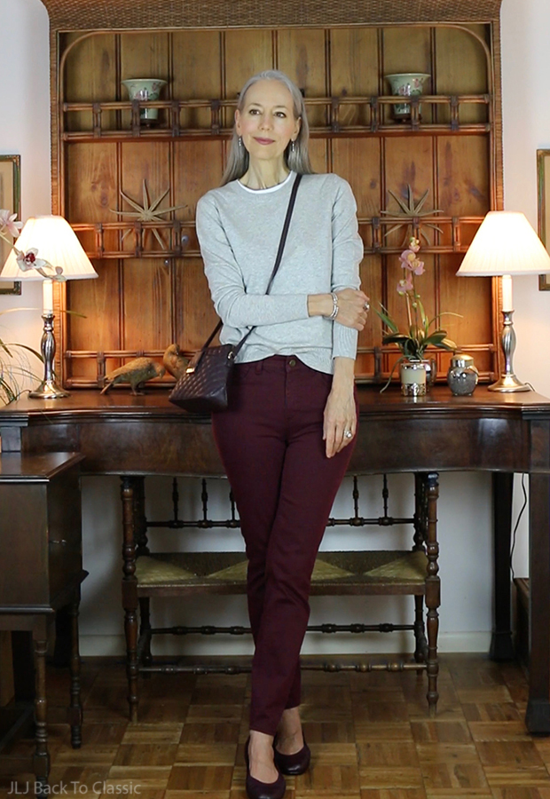 classic-fashion-over-40-50-talbots-wildberry-jegging-janis-lyn-johnson