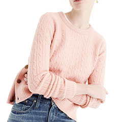 J-Crew-Cable-Knit-Sweater-With-Buttons