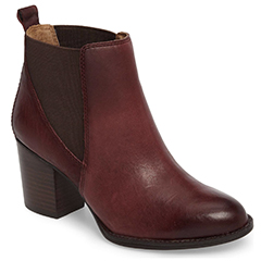 Sofft-Welling-Bootie-Wine