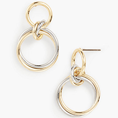 Talbots-Interlocking-Rings-Earrings-2