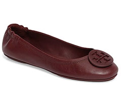 Tory-Burch-Minnie-Travel-Ballet-Flat-Burgundy-Imperial-Garnet