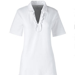 lands-end-womens-mesh-polo-white-ruffle-placket