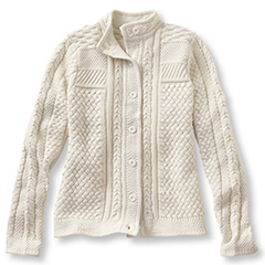 ll-bean-cotton-stitchworks-cable-cardigan-off-white