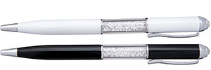 Crystals Ballpoint Pen (set of 2)