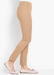 Talbots-Bi-Stretch-Pull-On-Pant-Camel