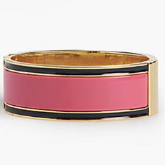 talbots-striped-statement-bangle-pink