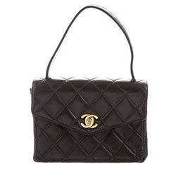 chanel-mini-lamb-leather-top-handle-quilted-bag