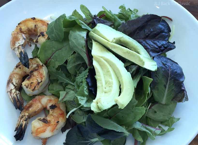 vlog-timeless-mhk-eatery-naples-spring-greens-with-grilled-shrimp-janis-lyn-johnson