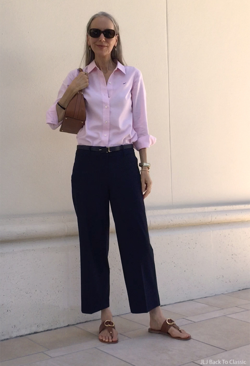 classic-ageless-fashion-cropped-wide-leg-pants-button-up-janis-lyn-johnson