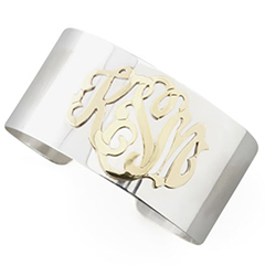 moon-and-lola-sterling-silver-and-gold-monogram-cuff