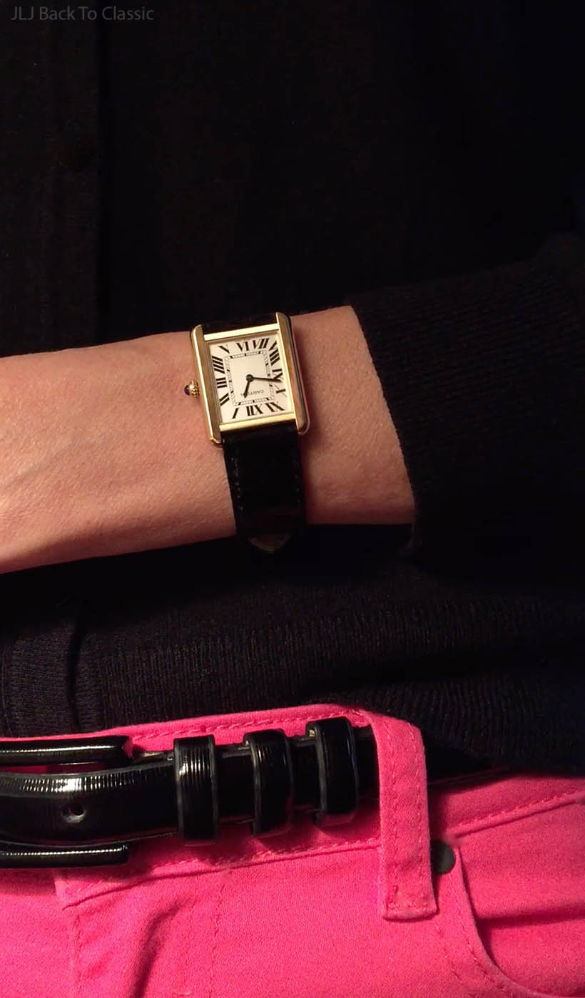 classic-style-cartier-tank-solo-small-18k-gold-watch-black-alligator-strap
