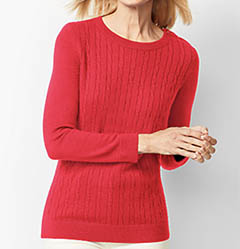 talbots-cable-crewneck-sweater-classic-red